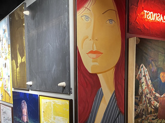Выставка «Dream Catchers / Следуя мечте» в ILONA-K artspace