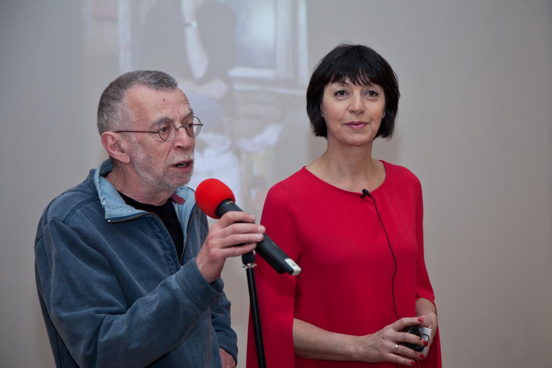 Вечер коллекционера Пакиты Эскофе Миро