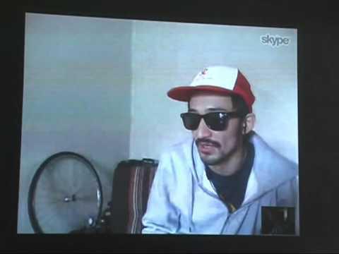 Лекция Пети Косово (aka DJ Stalingrad)